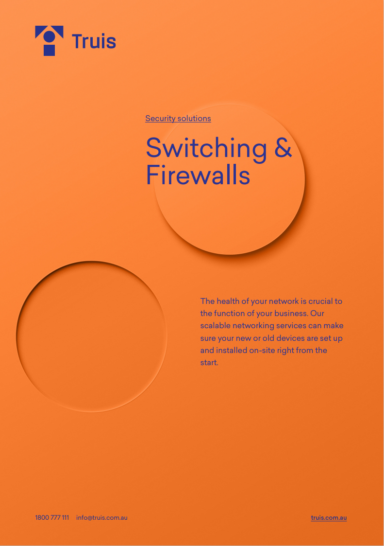 Firewalls and Switch services