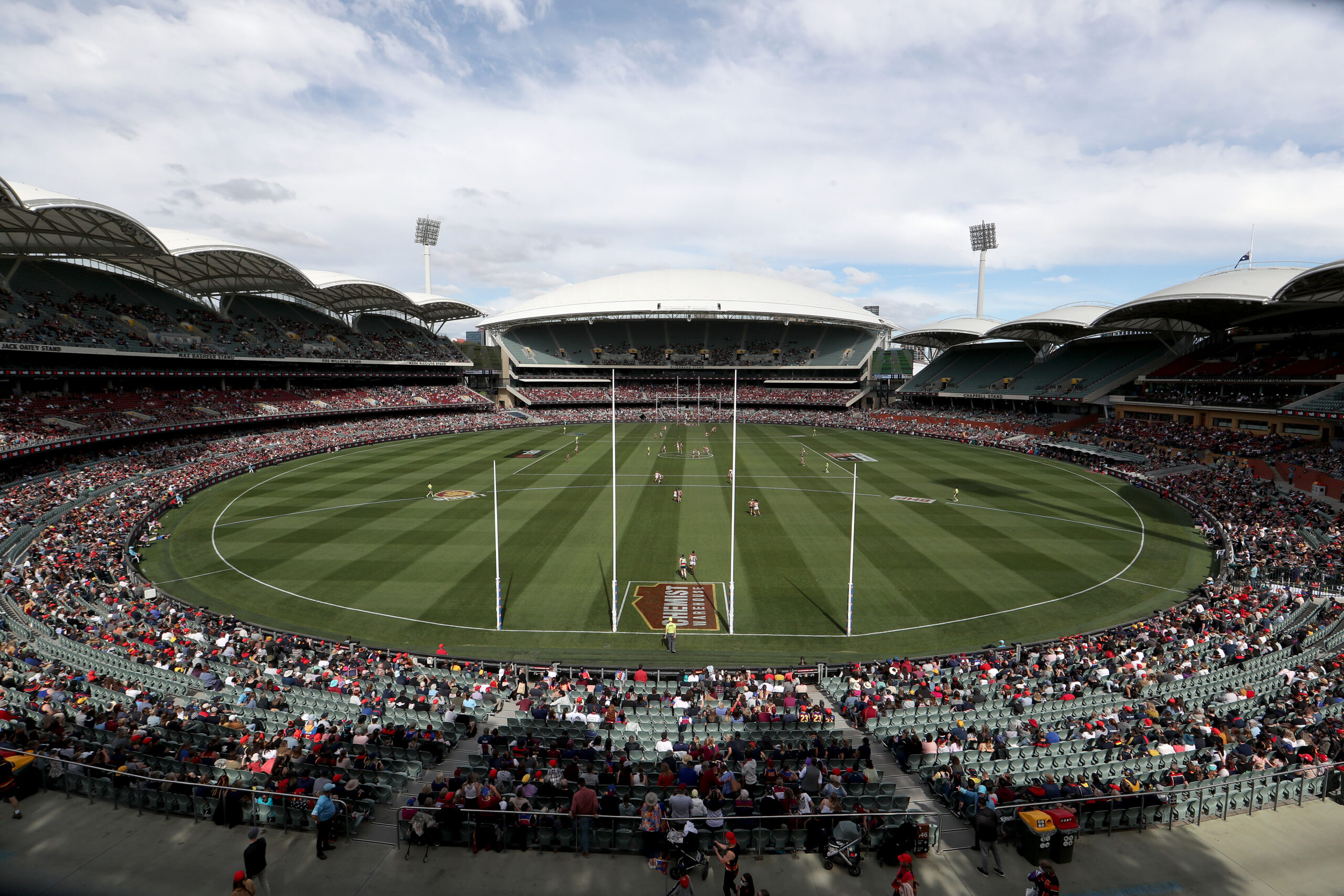 Kicking goals with AI for the AFL